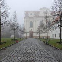 Бржевновский монастырь (Břevnovský klášter) . :: Lara