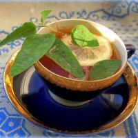Чай с лимонным эвкалиптом :: Андрей Заломленков