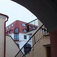 Архитектура старого города :: Николай Н