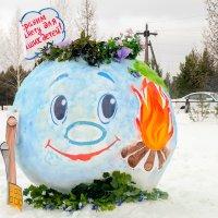 снеговик :: Владимир Рожанский