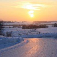 Догоняя солнце... :: Ирина Королева
