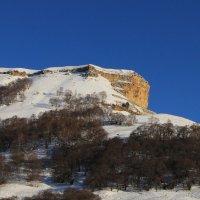 """""""Орлиные скалы"""" в горах Малого Карачая... Скалистый хребет, Высота около 2000 м. :: Vladimir 070549"""
