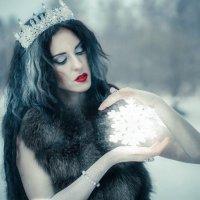 Снежная королева :: Анастасия Позднякова