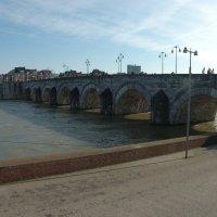мост река маас :: симон бийман