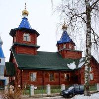 Церковь Святого Георгия Победоносца. :: Paparazzi
