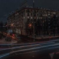 Вечерняя Москва :: Виктория Владимировна