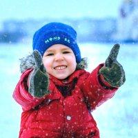 Классный снег :: Игорь
