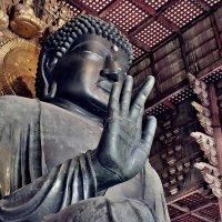 Буддa Вайрочана Храм Тодай-дзи. Нарa :: Swetlana V