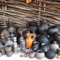 Глиняная посуда. :: Любовь К.