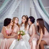 подружки невесты :: Ольга Гребенникова