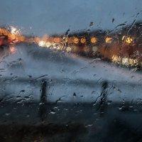Мой город за стеклом :: Евгения Кирильченко