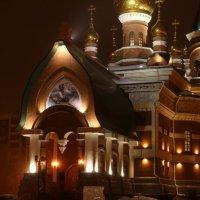 Храм :: Сергей Кухаренко