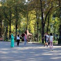 В парке :: Татьяна Пальчикова