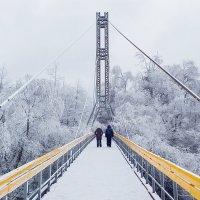 Бруклинский мост местного розлива :: Юрий Губков