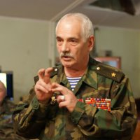 генерал-майор Чубаров А.С. :: Екатерррина Полунина