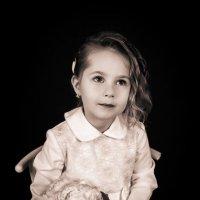 Детский портрет :: Ася Харченко