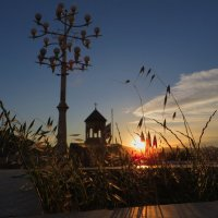 На закате дня :: Наталья (D.Nat@lia) Джикидзе (Берёзина)