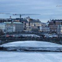 Москва зимой :: Elena Ignatova