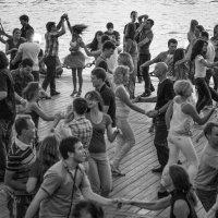 Парк культуры Москва Танцы :: Андрей Михайлов