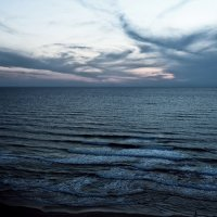 Вечер на Средиземном море :: Alex Molodetsky