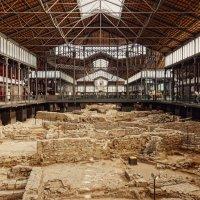 Раскопки в старом рынке. :: Лилия .
