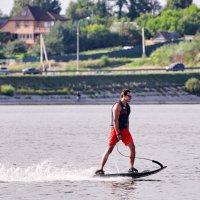 Средство передвижения на воде :: Андрей Куприянов