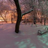 Зимний дворик :: Wladimir