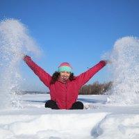 #Снеготерапия!!! :: MarinaZi .