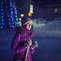 Юный фотограф :: Роман Маркин