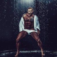 Под дождём :: Александр Цейпек
