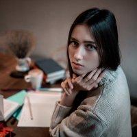 Студентка :: Кирилл Гудков