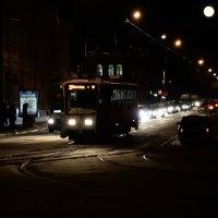 лунный трамвай :: Дмитрий Потапов