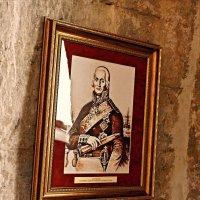 Портрет великого флотоводца в Михайловском равелине :: Кай-8 (Ярослав) Забелин
