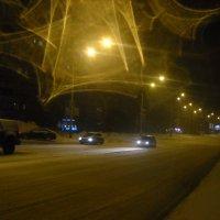 Город ночной :: Александр Попков