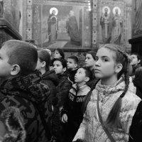 В храме :: Марина Кузнецова