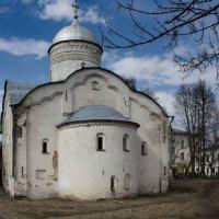 Церковь Климента :: Ольга Лиманская