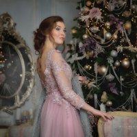 Новогоднее утро невесты. :: Юлия Масликова