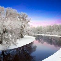Прощание с зимой. :: Вадим Качан