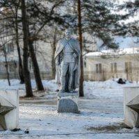 Памятник Чапаю :: Виктор