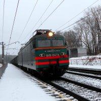 ВЛ11 - 647А :: Сергей Уткин