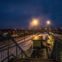 Ночной вокзал :: Тамара Цилиакус