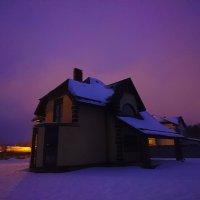 Истринские закаты. :: Ilya Goidin