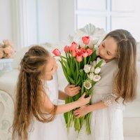 Весенние красотки :: Светлана Сенюк