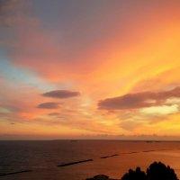 Золотое небо Кипра :: Tatiana Belyatskaya