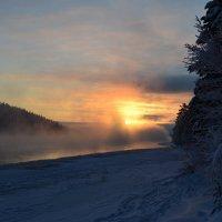 Извержение тумана :: Ольга