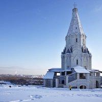 Коломенское. Церковь Вознесения. Kolomenskoye. Church of the Ascension. :: Юрий Воронов