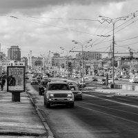 Крымский вал :: Александр Заварухин