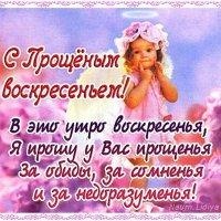Прошу прощения за прошлые обиды :: Лидия (naum.lidiya)