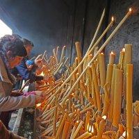 Свечи для Богородицы :: ИРЭН@ .