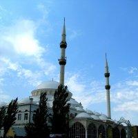Махачкала. Джума - мечеть. :: Владимир Драгунский